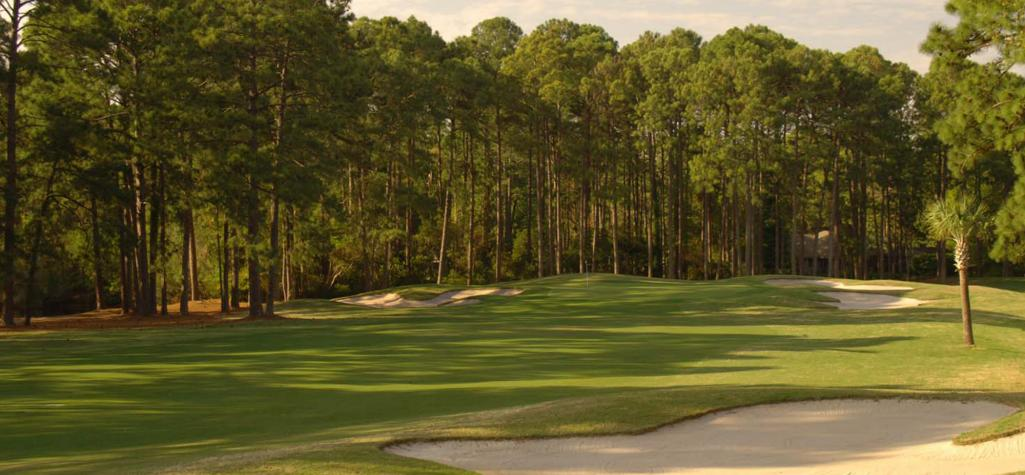 Oyster Reef golf course, Hilton Head Island, SC