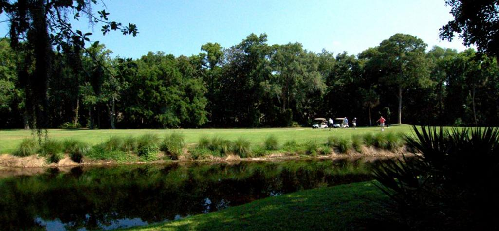 Shipyard golf course on Hilton Head Island, SC