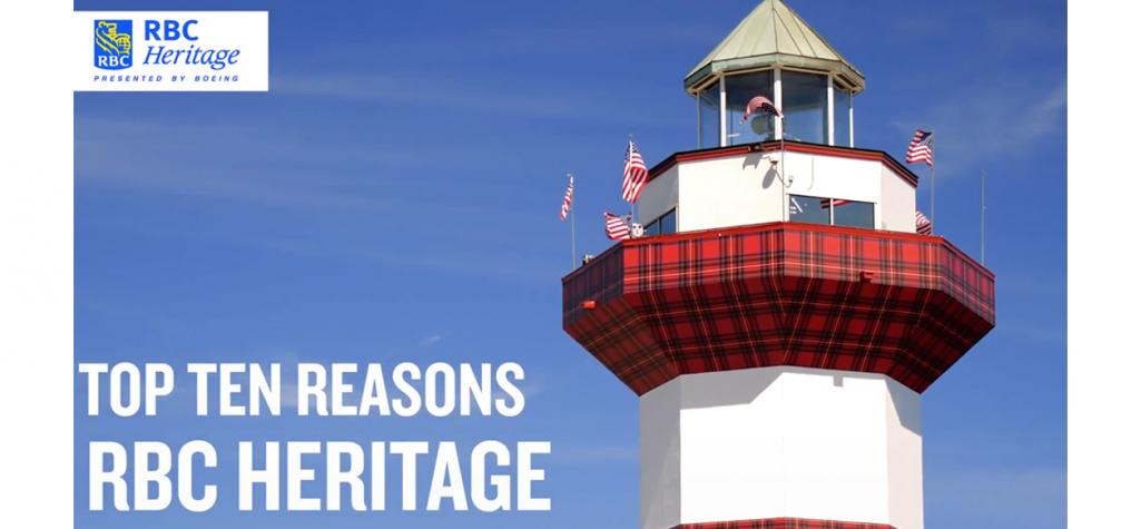 Top 10 Reasons to attend Heritage video thumb