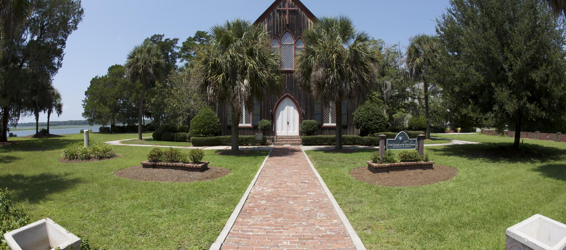 church in bluffton