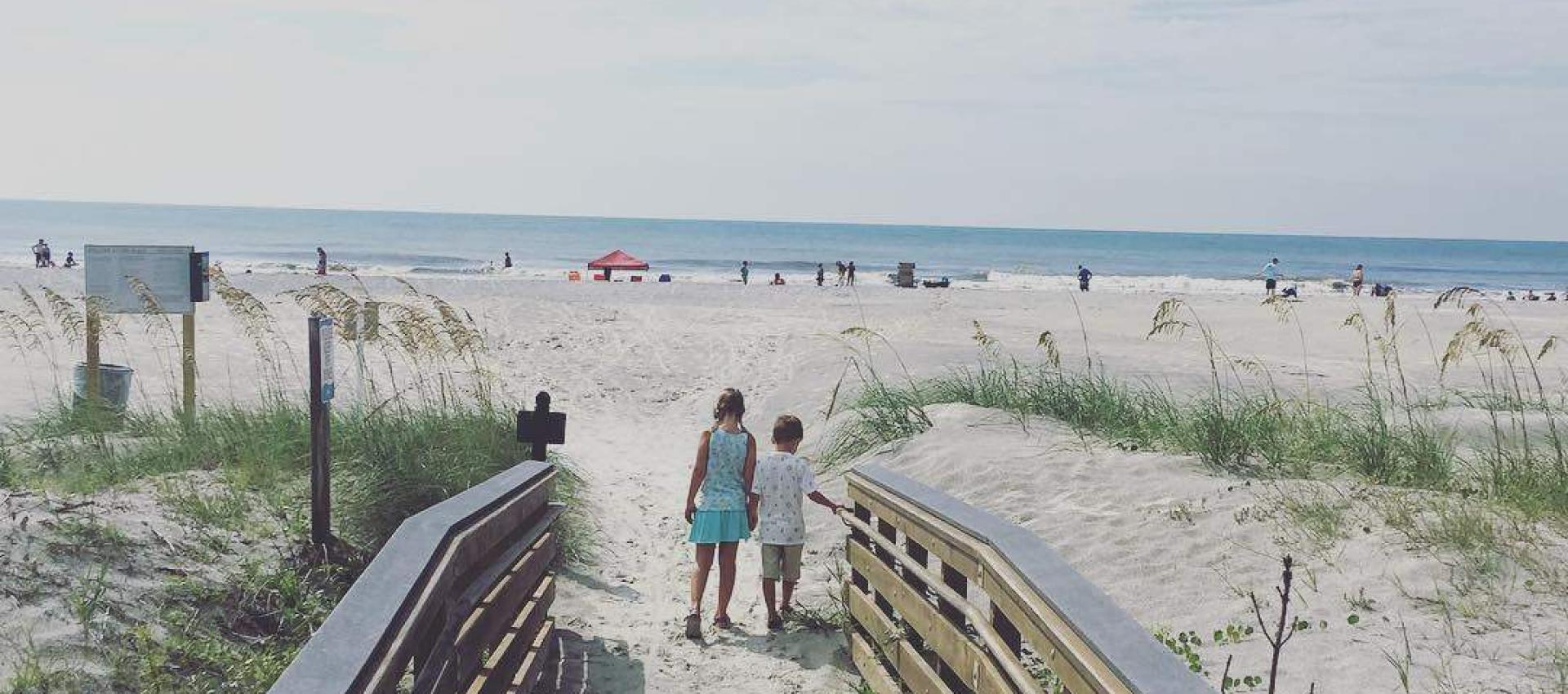 How to Have a Family-Friendly Spring Break on Hilton Head Island.