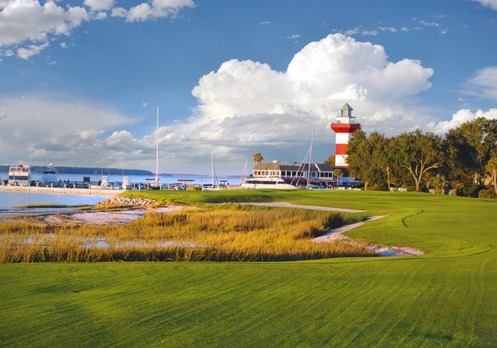 Harbour Town Golf Links at The Sea Pines Resort