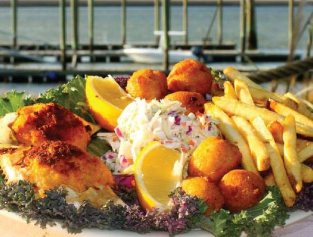 Dining On Daufuskie Island Sc Hilton Head