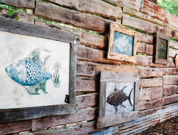 the art of daufuski island