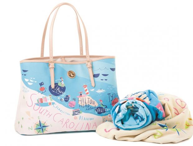Spartina 449 - Greetings From Sea Island Collection