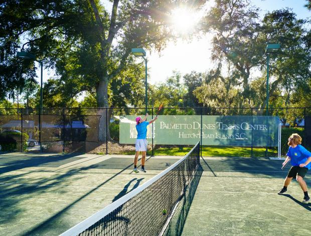 Tennis Stay & Play Package