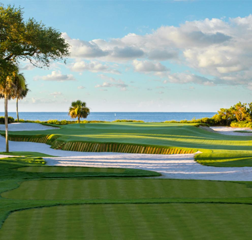 Atlantic Dunes by Davis Love III