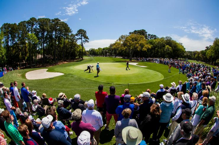 RBC Heritage Presented by Boeing 2019 landing page image