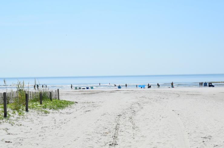 Beach views on Hilton Head Island