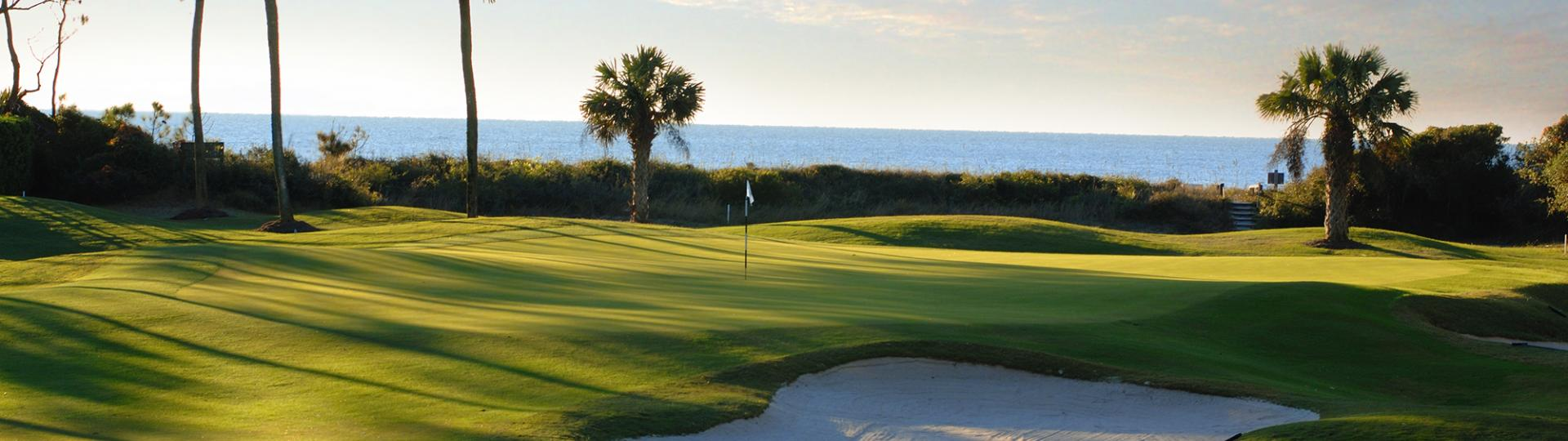Sea Pines Golf Course on Hilton Head Island, SC