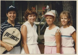 Banana Open winners women 1985 2