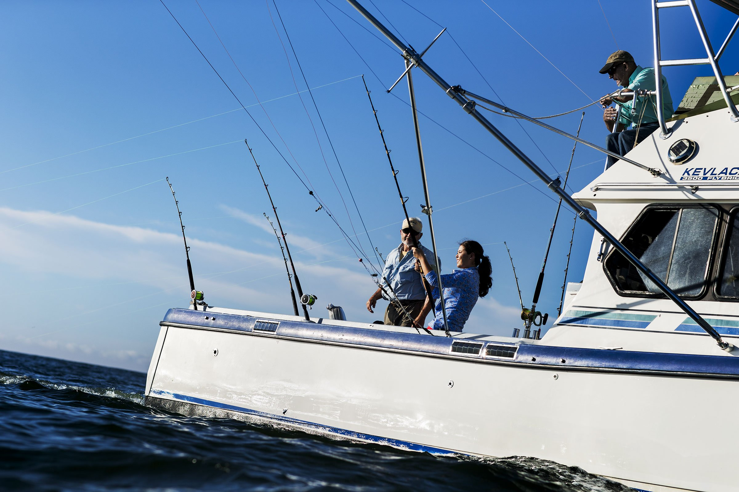 fishing fishing charters on hilton head island