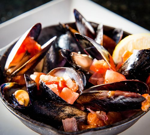Reilley's North End Steamed Mussels