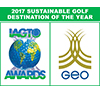 Sustainable Golf Destination of the Year by IAGTO