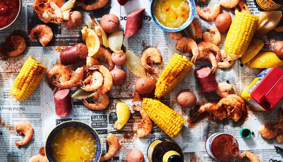 All You Can Eat Lowcountry Boil - Mondays at Carolina Crab Co