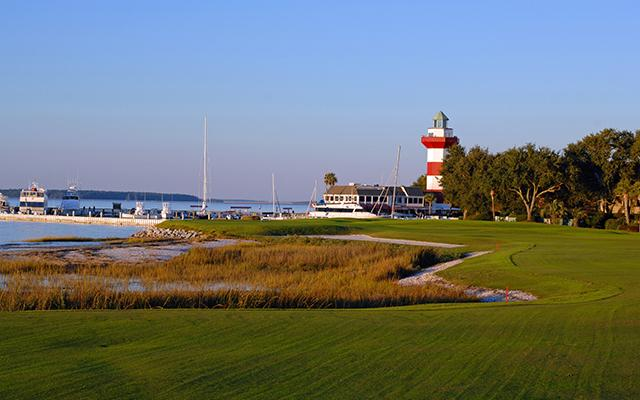 Golf-Only Packages at The Sea Pines Resort
