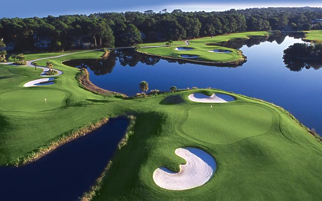 Unlimited Golf Vacation Package