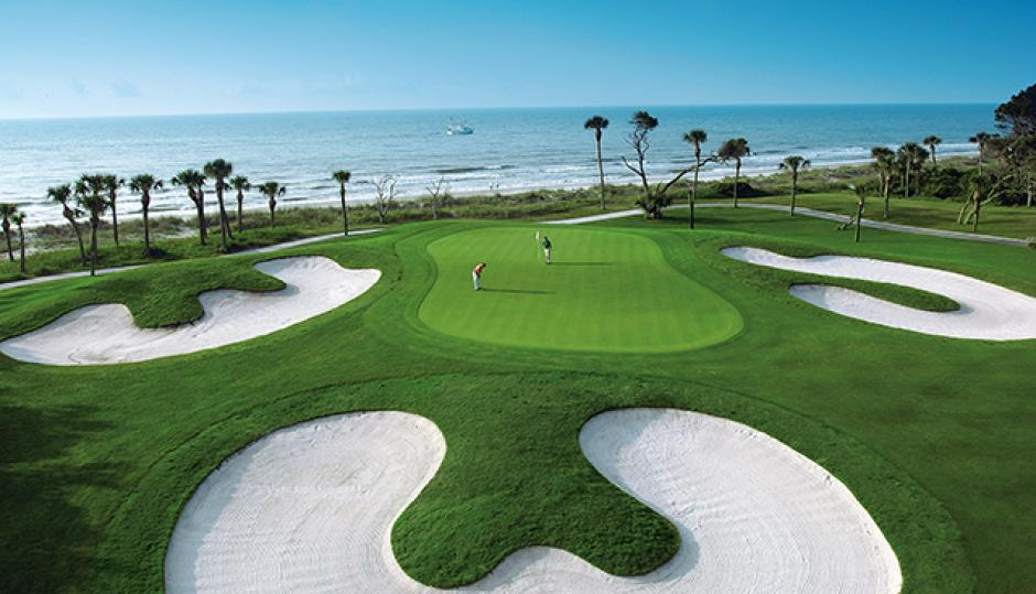 Palmetto Dunes President's Cup Group Golf Package