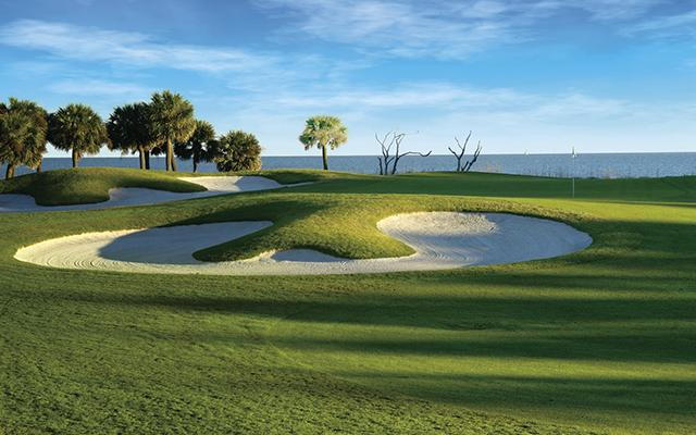 Robert Trent Jones Oceanfront Golf Course at Palmetto Dunes Oceanfront Resort