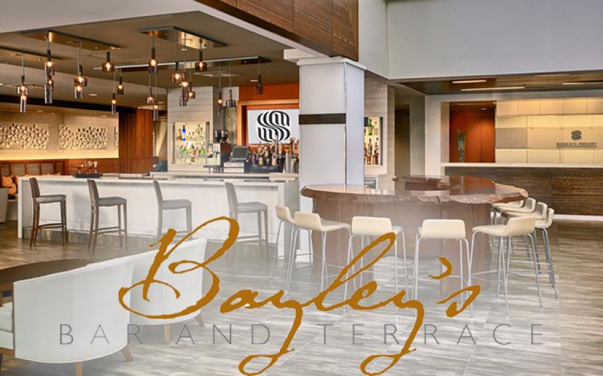 Bayley's Bar and Terrace at Sonesta Resort Hilton Head Island