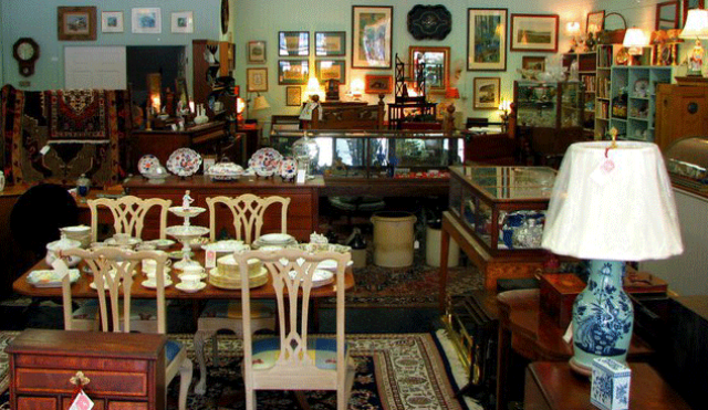 Stock Farm Antiques