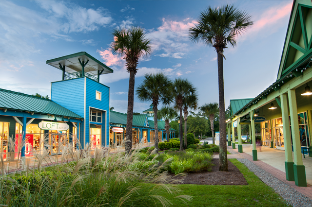 Tanger Outlet Center Hilton Head