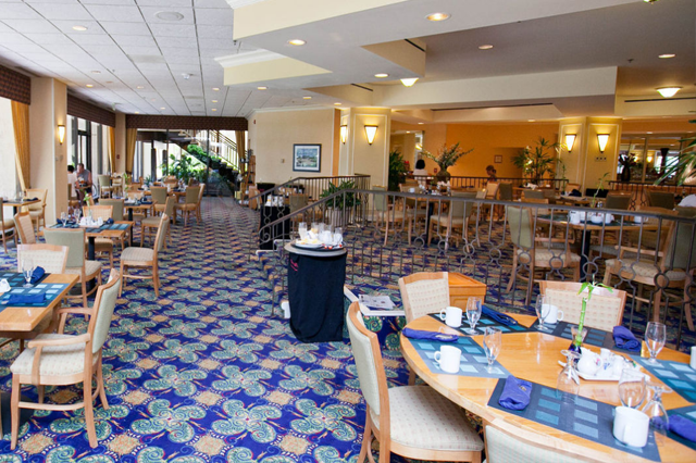 The Cafe at Hilton Head Marriott Resort & Spa