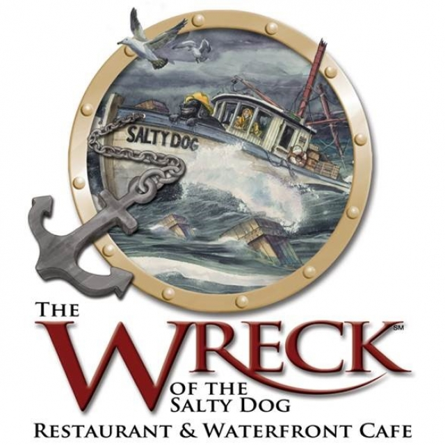 Wreck of the Salty Dog Cafe