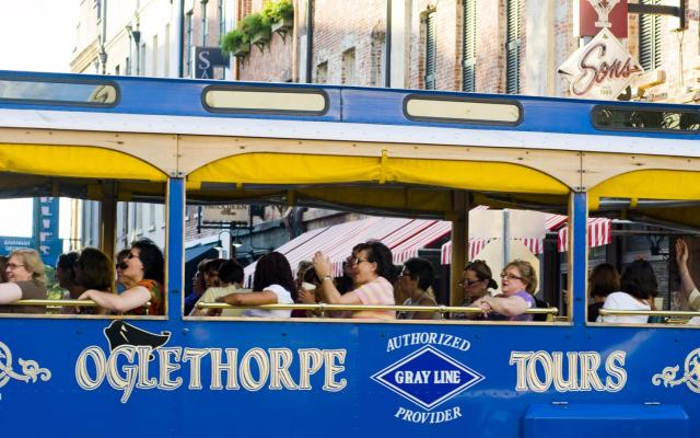 Oglethorpe Gray Line Tours of Savannah