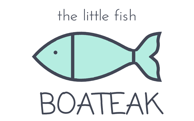 Little Fish BOATEAK