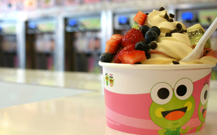 Sweet Frog of Hilton Head