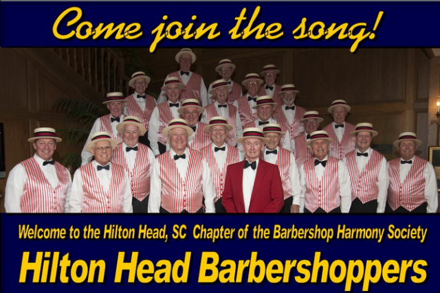 Barbershoppers of Hilton Head