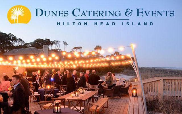 Dunes Catering & Events at Palmetto Dunes Oceanfront Resort