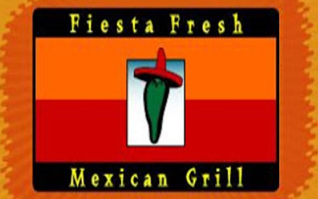 Fiesta Fresh Mexican Grill-North