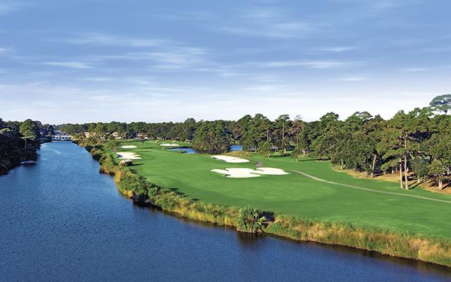 George Fazio Golf Course at Palmetto Dunes Oceanfront Resort