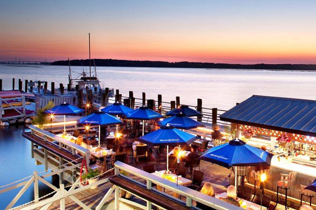 Hudson's Seafood House On The Docks