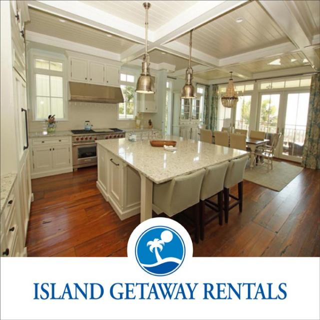 Accommodations from Island Getaway  Rentals