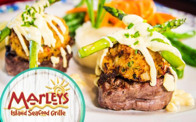 Image result for marleys island seafood grille