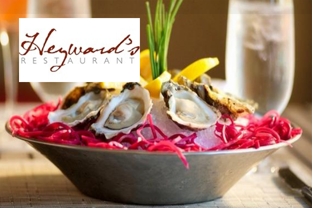 Heyward's Restaurant at Sonesta Resort Hilton Head Island