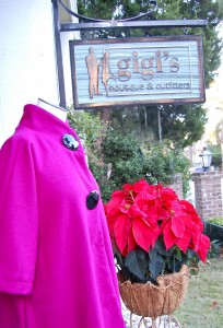 Gig's Boutique, Bluffton SC