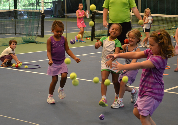 hilton head tennis for kids