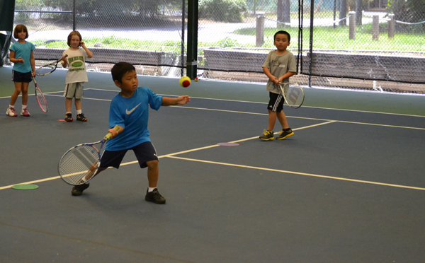 hilton head kids tennis camps