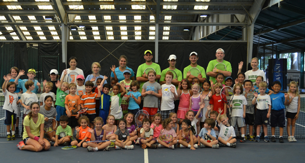 Hilton Head QuickStart Tennis at Van Der Meer