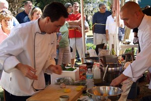 The Iron Chef Challenge brings out friendly and delicious competition on Saturday, Oct. 19th in Old Town.
