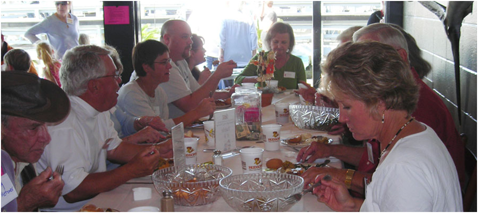 Join with others to celebrate Thanksgiving on Hilton Head