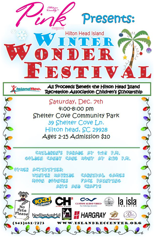 Island Rec Center Winter Wonder Festival