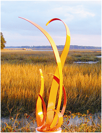 Public Art Sculpture