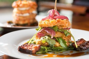 Robert Irvine's Nosh gives just one more reason to stop at the Tanger Outlets - preferably around lunch or dinner time!