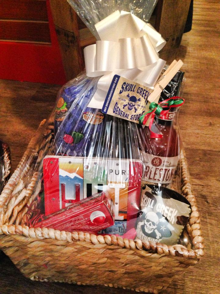 The Ultimate Guys Gift Basket!