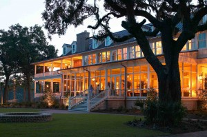 The River House is located at Palmetto Bluff Resort in Bluffton, just a short drive from the Island.